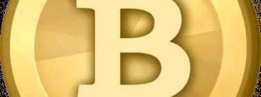 El logotip de Bitcoin. Imatge de Satoshi Nakamoto