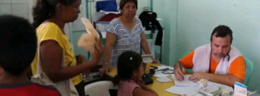Metges Sense Fronteres a Filipines (Font: MSF)