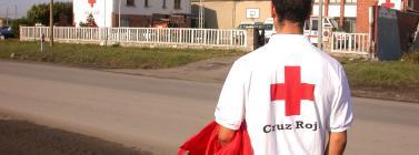 Voluntari Creu Roja