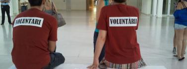 Voluntaris. Font: Gina Escoda (MNAC) (Flickr)