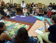 Cursos de formació a mestres (Font: FAS)