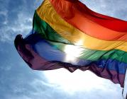 Bandera LGTB. Font: Flickr de Ludovic Bertron