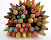 Llapis de colors. Font: LLARANDI (flickr.com)