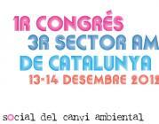 Cartell 1r Congrés 3r Sector Ambiental de Catalunya