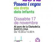 Cartell Festa de la Infància 2012