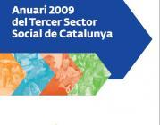 Portada de l'Anuari 2009 del Tercer Sector Social