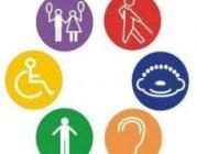 logos discapacitats