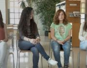 Les autores del llibre Dents de Lleó a l'entrevista d'#actitudvital.