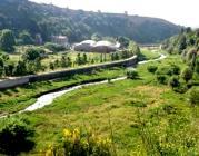 El riu Ripoll a Sabadell (foto: ADENC)