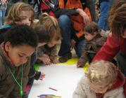 Creu Roja Lleida ha atès més de 2.700 infants en risc