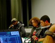 Un programa de Boca Ràdio. Foto: Xarxa BCN Antirumors