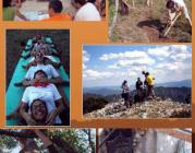 Camp Ambiental i de treball Montsec 2012