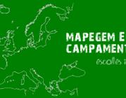 Mapa dels campaments escoltes i guies 2014!