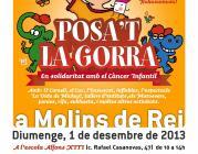 Posa't la gorra en solidaritat amb el càncer infantil