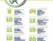 Cartell 'Març: el mes verd a l'Ateneu'