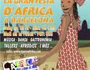 Cartell BarnÀfrika 2012