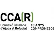 Logotip de la Comissió Catalana d'Ajuda al Refugiat