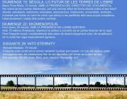 Cartell del cicle de cinema ambienta a La Canonja