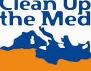 Logotip de Clean Up The Med.