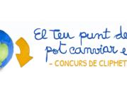 Logotip del concurs de curtmetratges El teu punt de vista pot canviar el món