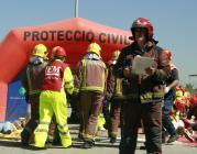 Protecció civil de l'Hospitalet de Llobregat. Font: http://goo.gl/5VzMr