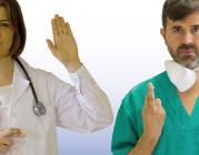 Imatge de la campanya Derecho a curar de Metges del Món