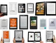 eBooks Reader Galore. Fotografia de l'usuari Flickr Michael Porter