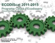 Programa català d'ecodisseny 2011 - 2015