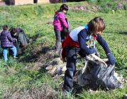 A Arbeca, l'AEiG La Petjada del Secà va recollir 269 quilos de brossa.