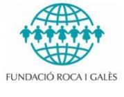Logotip de la Fundació Roca i Galès.