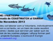 El Coastwatch a les costes del Garraf