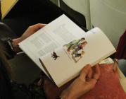 Un exemplar del llibre. Foto: Departament de Benestar Social i Família