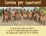 Concert del cor de noies Sagrat Cor-Sarrià i la Fundació Khanimambo