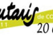 "Logo ""Voluntaris de Collserola, 20 anys"""