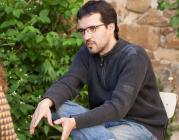 Martí Ferrer, president del Moviment Coral Català. Autor Toni Galitó.