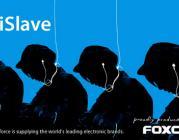 Foxconn fabrica amb unes condicions denigrants. Imatge: Greenpeace suissa.