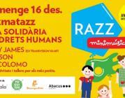 MiniRazz, festa solidària pels drets humans