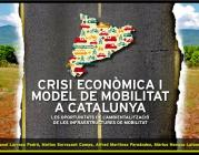 """Publicació """"Crisi econòmica i model de mobilitat a Catalunya"""""""