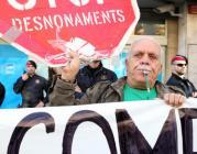 Imatge d'una manifestació de la PAH. Font: ara.cat