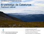Cartell 'El paisatge de Catalunya'