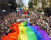 Gay parade Brasil