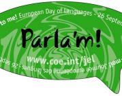 Adhesiu del Dia Europeu de les Llengües