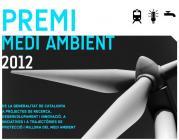 Premi Medi Ambient 2012