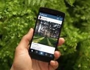 Instagram és una xarxa social molt popular. Foto: Instagram