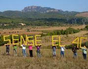 Una de les mobilitzacions de la CCQC l'any 2010 (foto: CCQC)