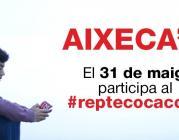 Cartell del #reptecocacola