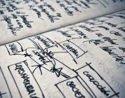 Notes en una llibreta. Font: Romel Eliseo (flickr.com)