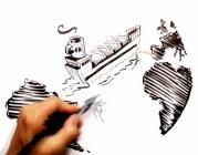 Fotograma del vídeo sobre Comerç Just de SETEM - Comunitat Valenciana