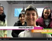 una imatge dels vídeos Font: Congrés III sector