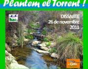 Jornada de voluntariat ambiental al curs baix del riu Gaià